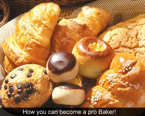 how to become a baker