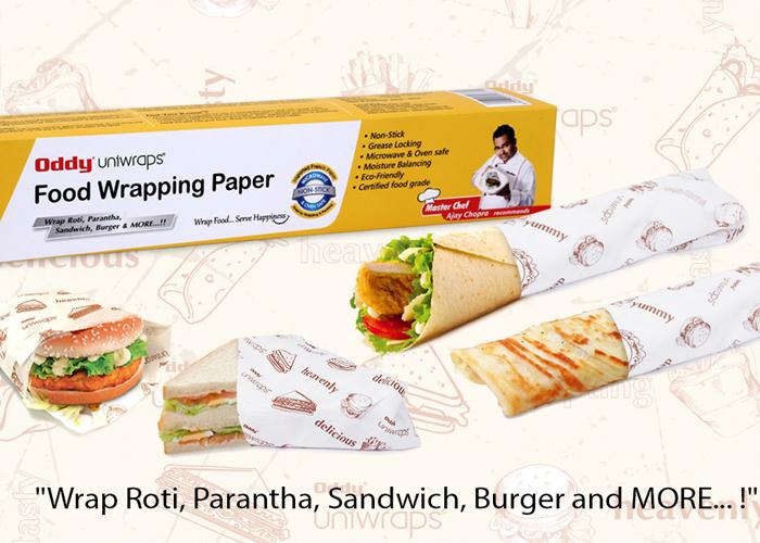 wrap healthy