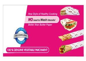Oddy Uniwraps Baking & Cooking Parchment Paper