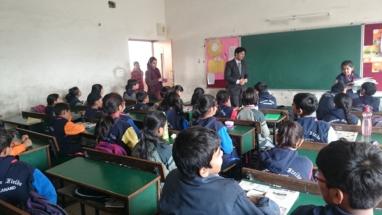Summer fields School Kailash Colony