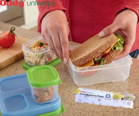 Packing Health and Safety in Lunchboxes of your Loved Ones