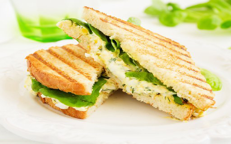 Hot Tuna Sandwich by Roopa Gulati