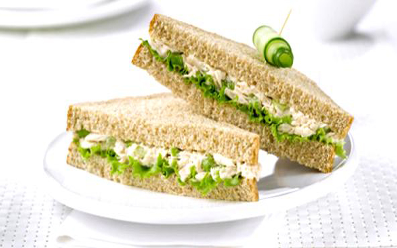 Grilled Tofu and Paneer Sandwich by Rajat Kapoor