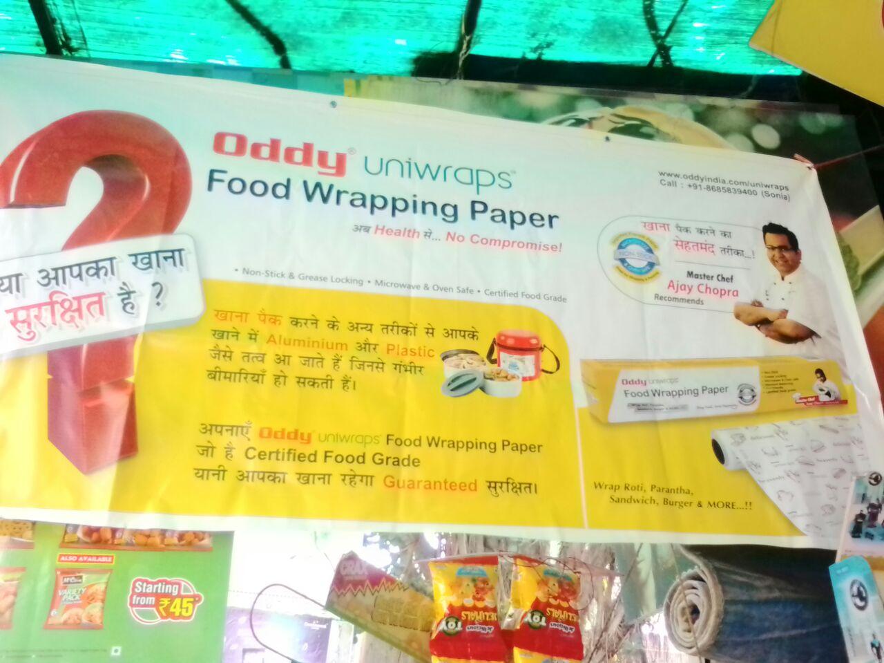 healthy food packaging