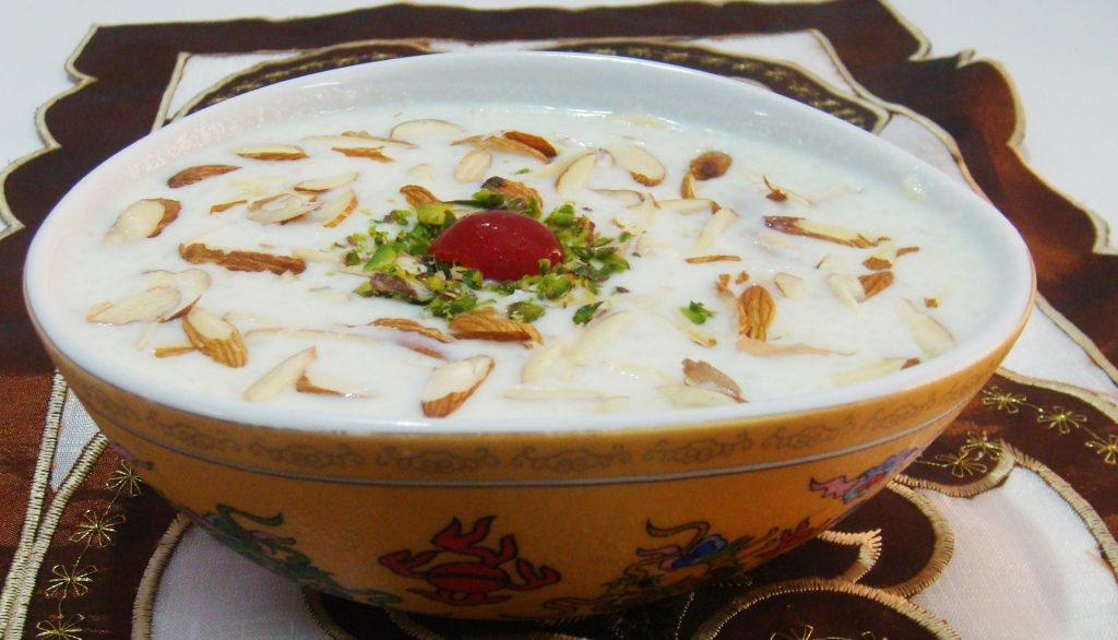 rice kheer recipes