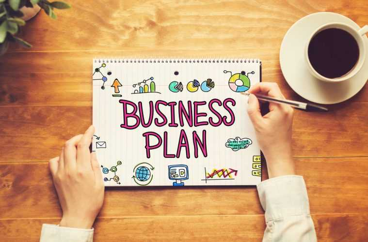 Writing Business Plan