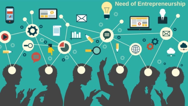 need of entrepreneurship