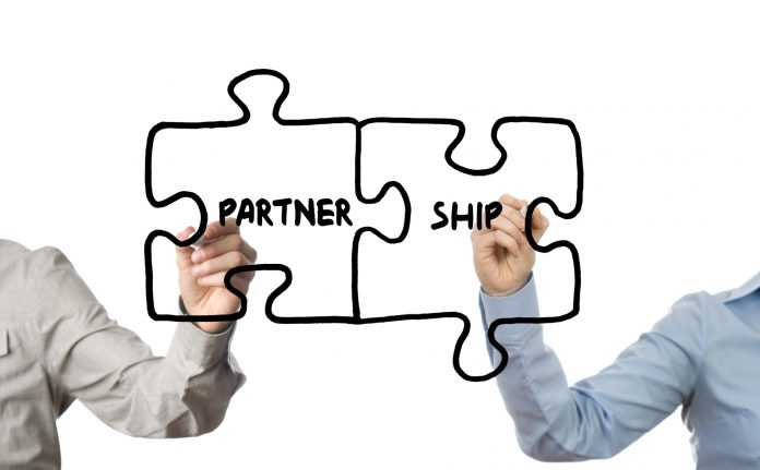 MAKE STRATEGIC PARTNERSHIPS