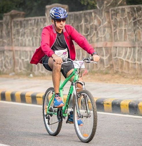 Leading Businessman of Delhi